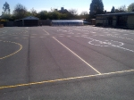 High School resurfacing with Super flex from Aggregate Industries (2)